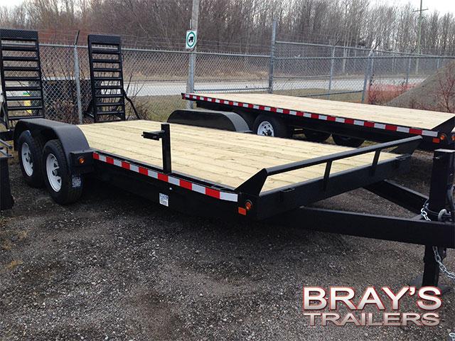 canada trailers equipment trailers model ce     brays trailer sales rentals